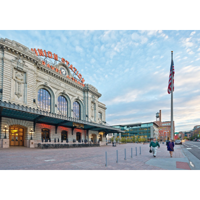 A Stay at Union Station