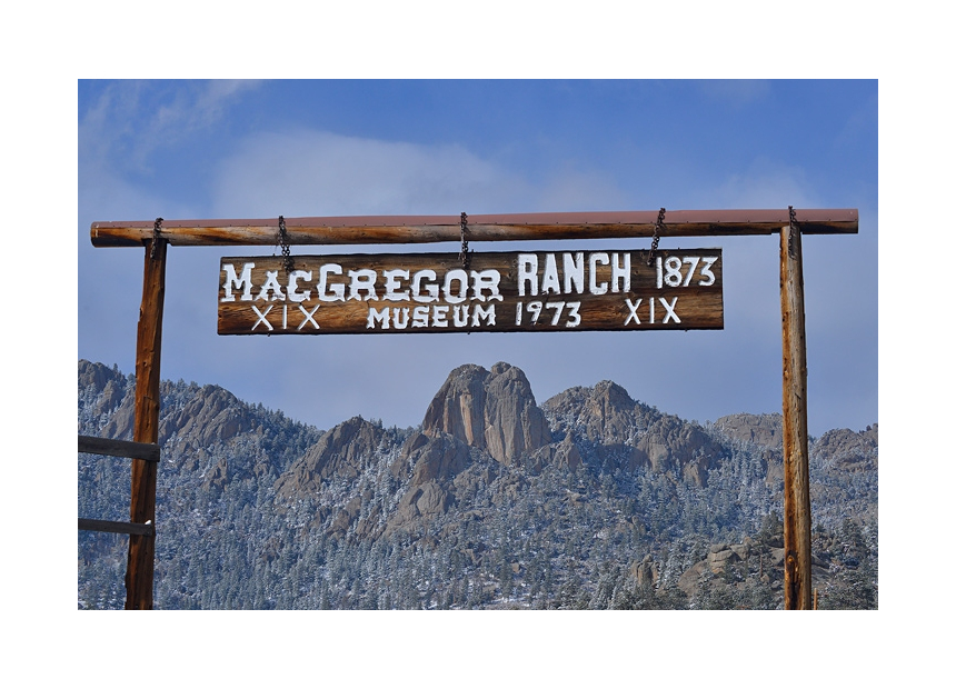 MacGregor Ranch: Where the Old West never died