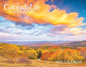 2022 Colorado Life Wall Calendar