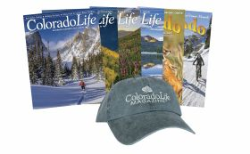 Combo - Colorado Life Cap + 1-yr Subscription