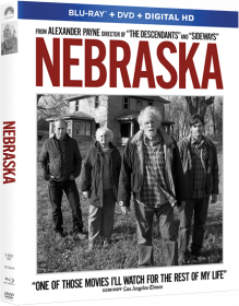 """Nebraska"" DVD & Blu-Ray Combo Pack"