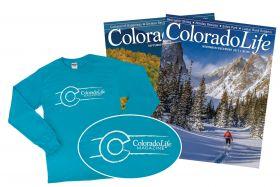 Combo - Long-Sleeved Shirt + 1-yr Subscription