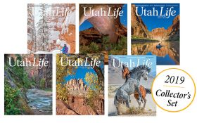 Utah Life Collector's Set - 2019