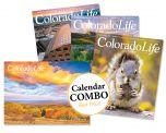Combo - 2022 Wall Calendar + 1-yr Subscription