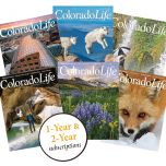 Colorado Life Magazine Subscription