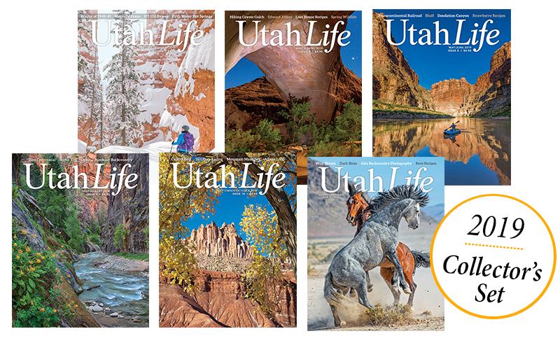 Utah Life Collector's Set - 2019