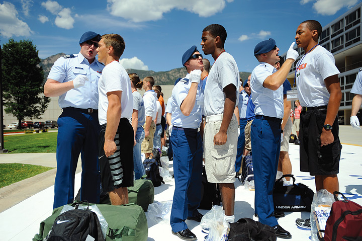 Meeting the Cadre