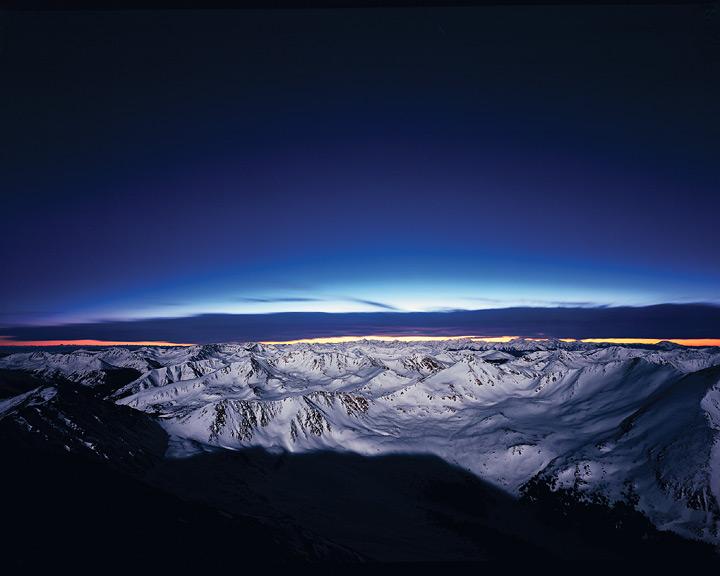 Mount Elbert, Top of the World